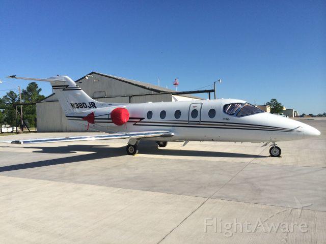 Beechcraft Beechjet (N380JR)