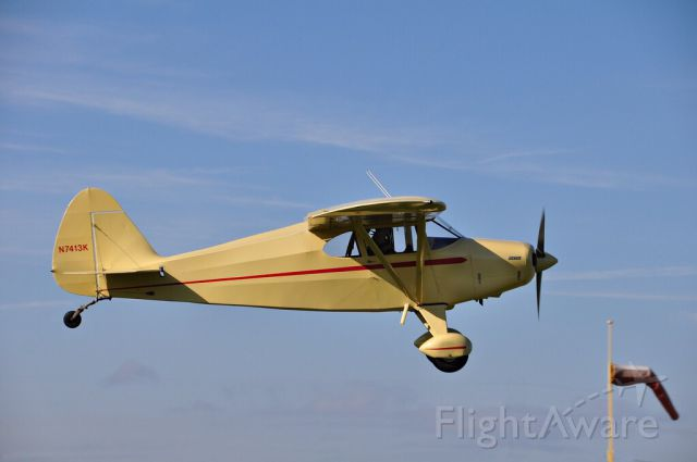 Piper PA-20 Pacer (N7413K)