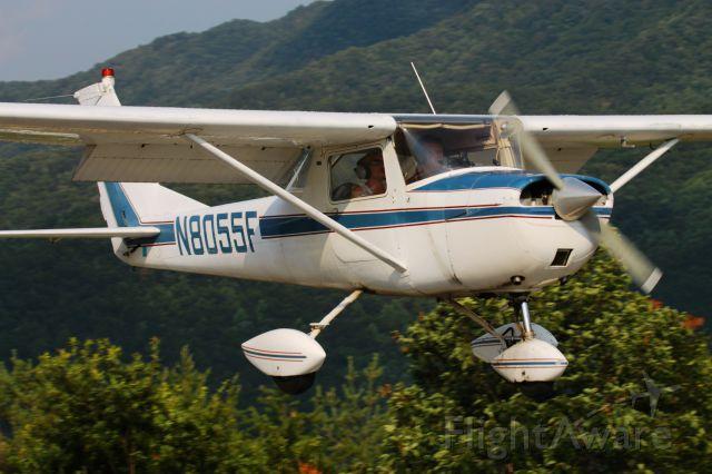Cessna Commuter (N8055F)