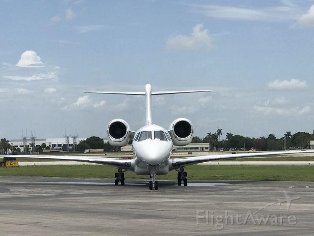 Cessna Citation X (N713FL) - N713FL at FXE.