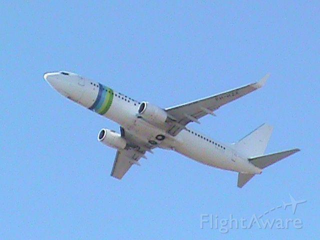 Boeing 737-800 (ENJ301)