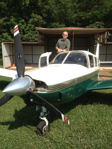 Piper Saratoga (N8457F) - Thanks to Alan C.!!!! Picking up my first bird!!!!!