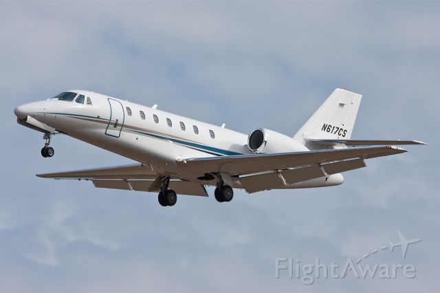 Cessna Citation Sovereign (N617CS)