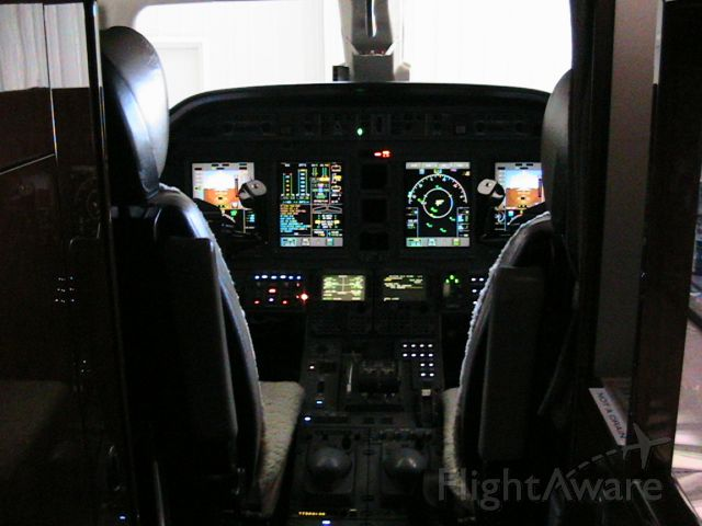 Cessna Citation Sovereign (N79PG)