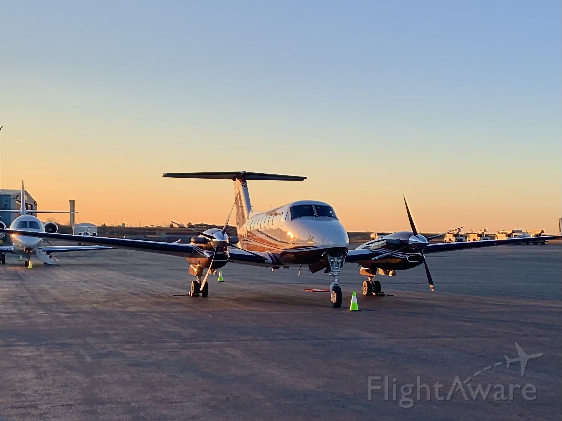 Beechcraft Super King Air 300 (N770S) - 2020 King Air 360