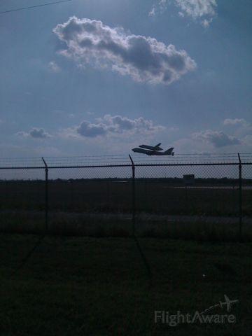Boeing Shuttle Carrier (N911NA)