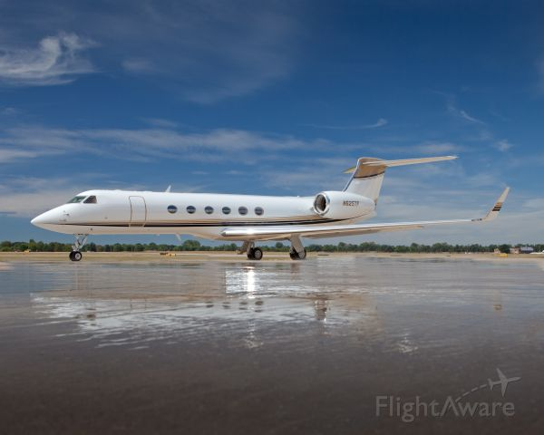 Gulfstream Aerospace Gulfstream V (N625TF)