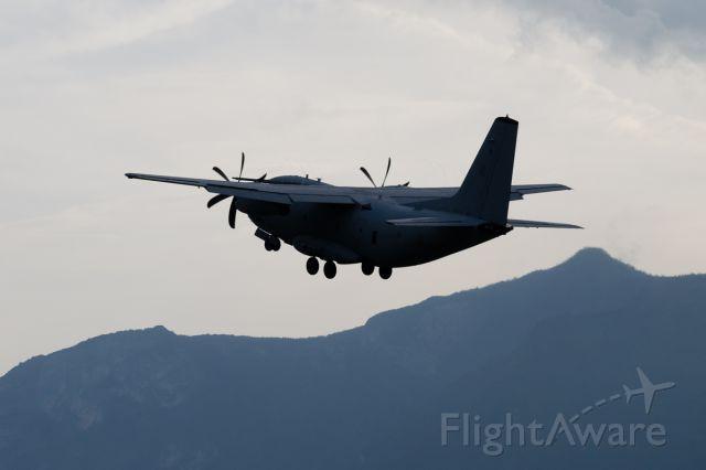 ALENIA Spartan (C-27J) (MMZ62250)