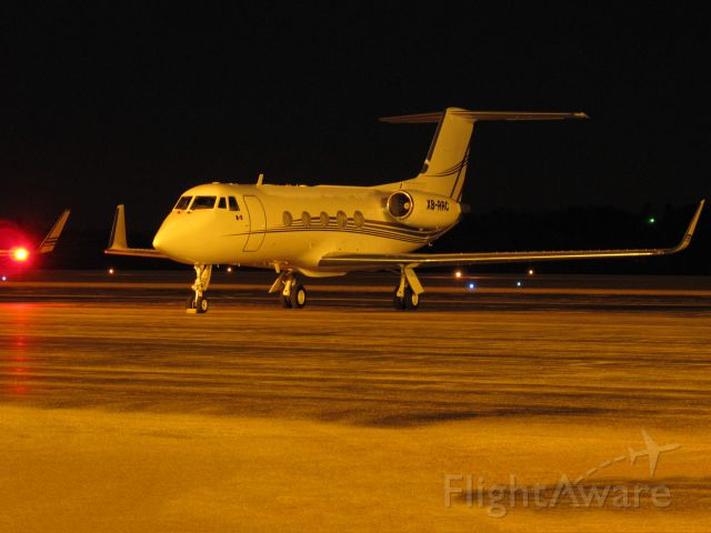 Gulfstream American Gulfstream 2 (XB-RRC)