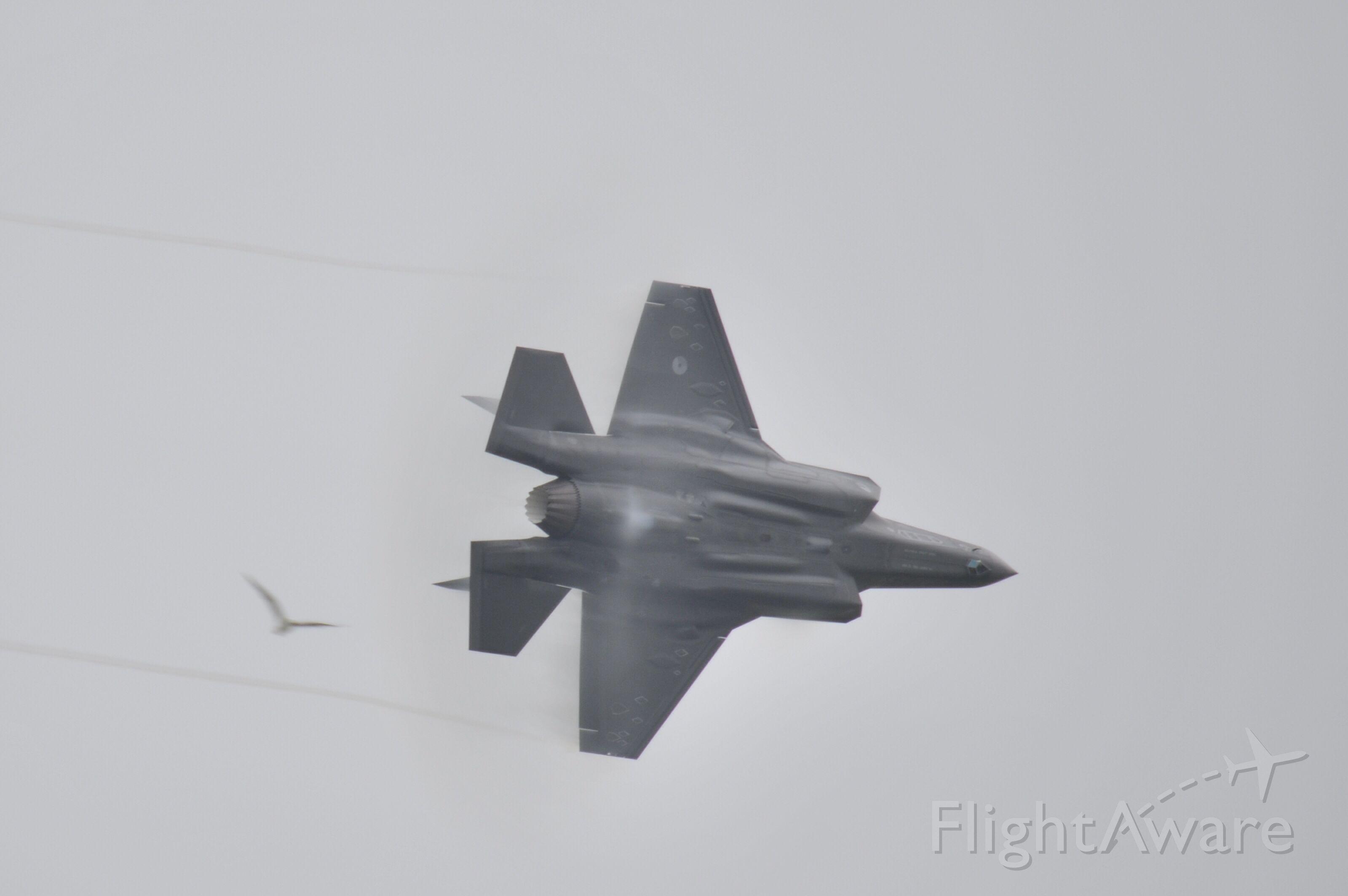 Lockheed F-35C (F001) - F35a