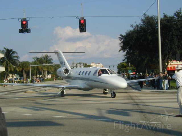 Cessna Citation CJ1 (N45CJ)