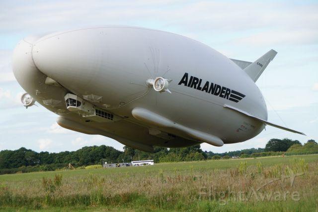 Unknown/Generic Airship —