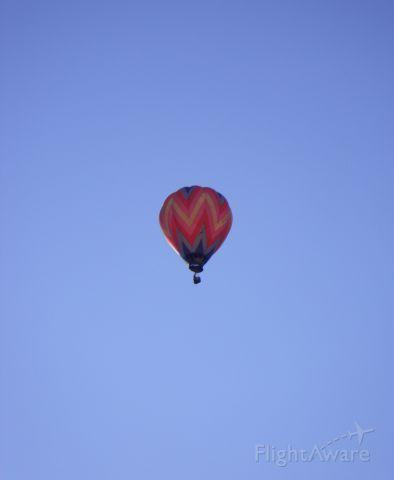 Unknown/Generic Balloon (C-GRIF) - C-GRIF Balloon Works Firefly 7B Hot Air Balloon.