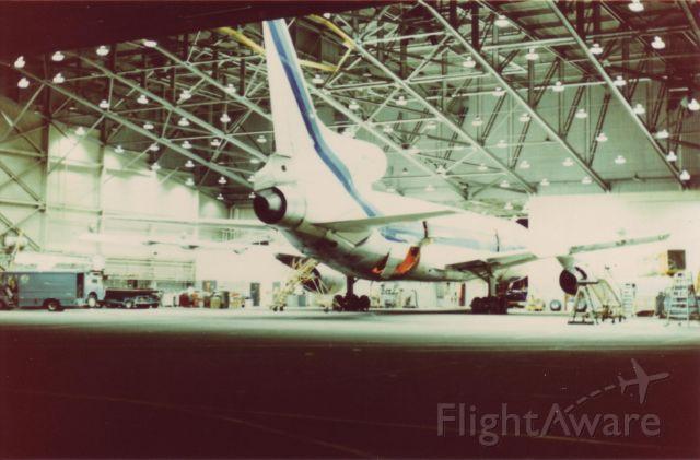 Lockheed L-1011 TriStar —