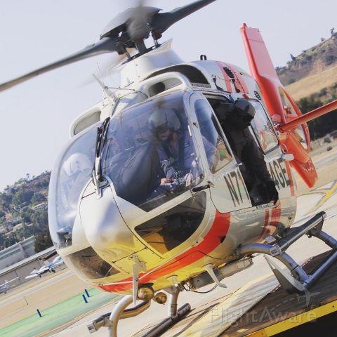 Eurocopter EC-635 (N714GE) - Returning from a patrol