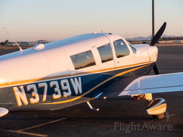 N3739W — - Getting ready for a night flight