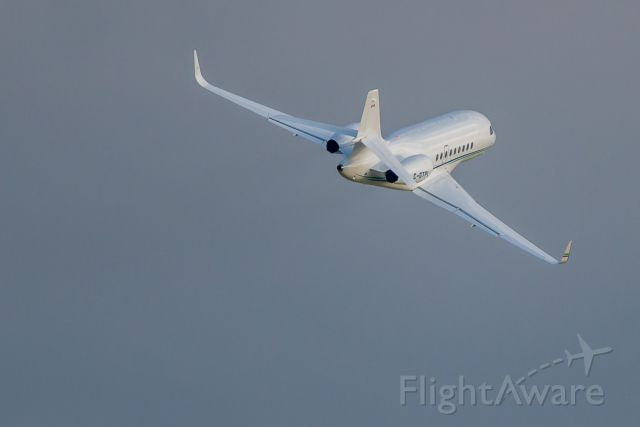 Dassault Falcon 2000 (C-GTPL)