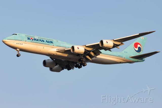 BOEING 747-8 (HL7643)