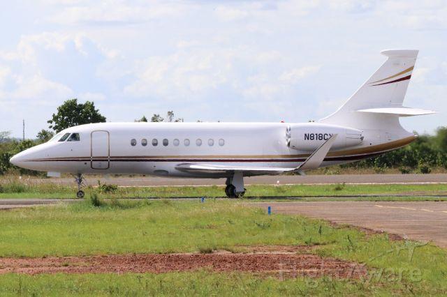 Dassault Falcon 2000 (N818CX)