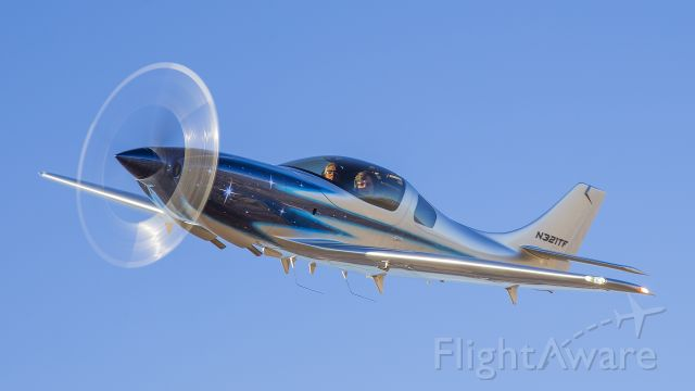 Lancair Legacy 2000 (N321TF) - A2A photoshoot for Sport Aviation magazine article -- StarHawk