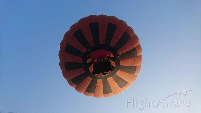 Unknown/Generic Balloon (VT-ART) - VTART Cameron Balloon A Type.