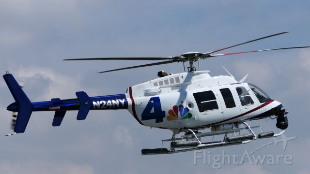 Bell 407 (N24NY)