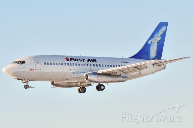 Boeing 737-200 (C-FNVT)