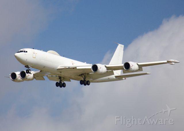 Boeing E-6 Mercury (16-2783) - At Barksdale Air Force Base.