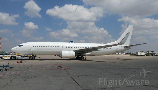 Boeing 737-700 (OM-FEX)