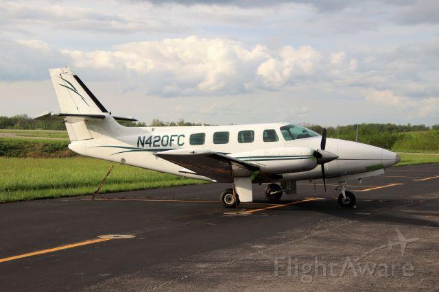 Cessna T303 Crusader (N420FC)
