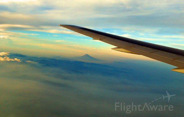 — — - Mt.Fuji