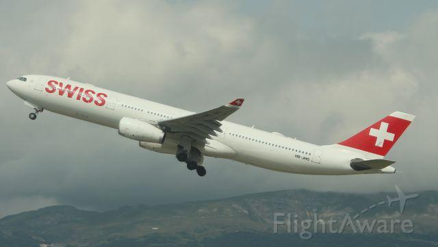 Airbus A330-300 (HB-JHG)