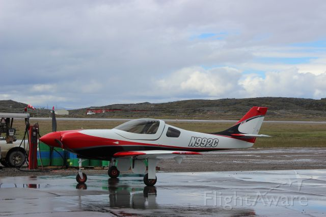 Lancair Legacy 2000 (N992C)