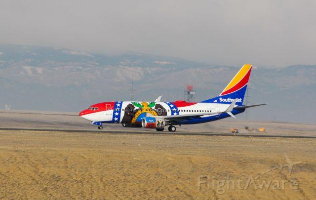 Boeing 737-700 (N260WN)