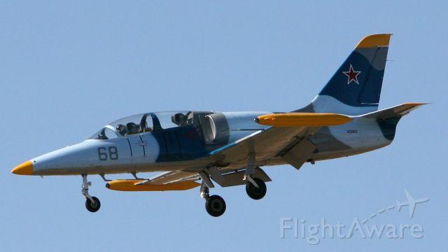 Aero L-39 Albatros (N139DZ) - On Final to RWY13. Oct 14, 2019