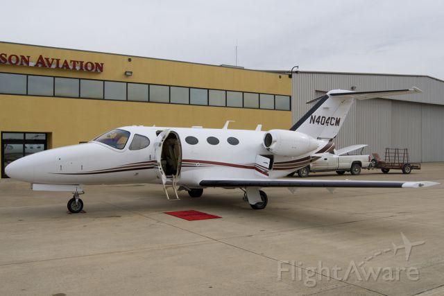 Cessna Citation Mustang (N404CM)