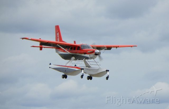 Quest Kodiak — - This is one bright a/c.