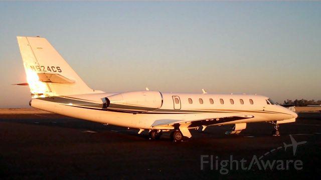 Cessna Citation Sovereign (N624CS)