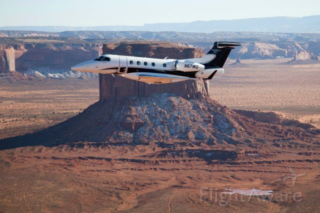 Embraer Phenom 300 (N67WG) - Wayne Gorsek Owner and PIC Embraer Phenom 300