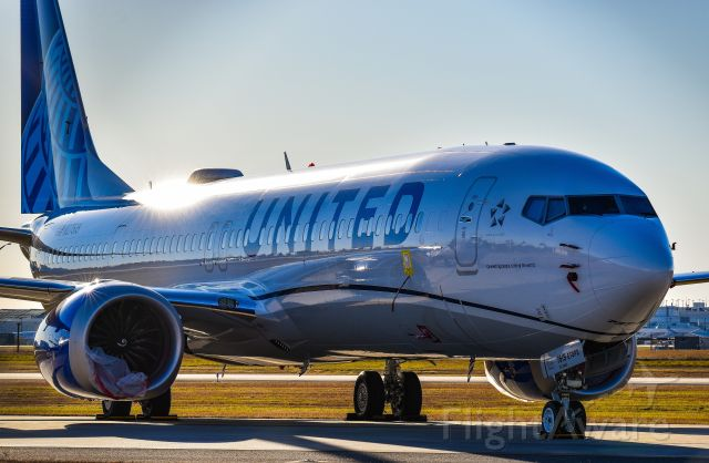 Boeing 737 MAX 9 (N27519)