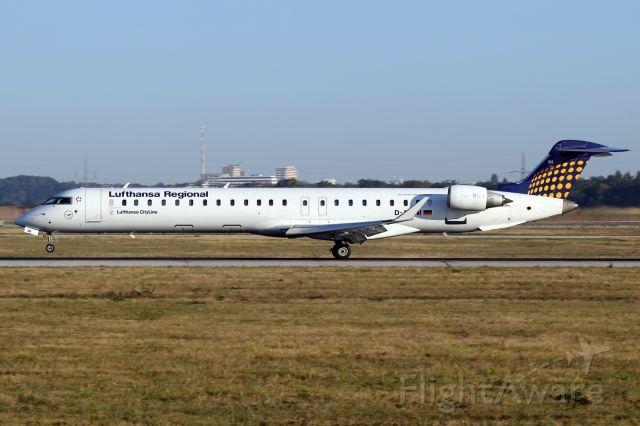Canadair Regional Jet CRJ-900 (D-ACNI)