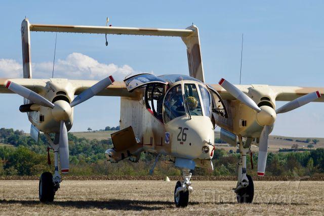 F-AZKM — - North American OV-10B Bronco