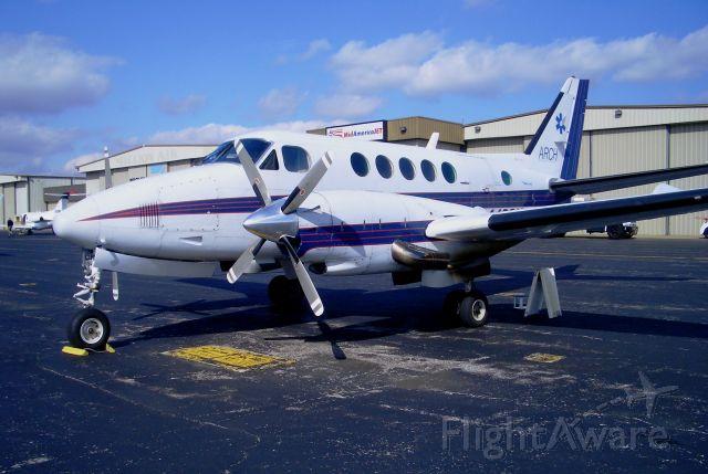 Beechcraft King Air 100 (N4490M)