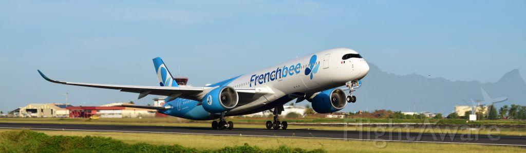 Airbus A350-900 (F-HREV)