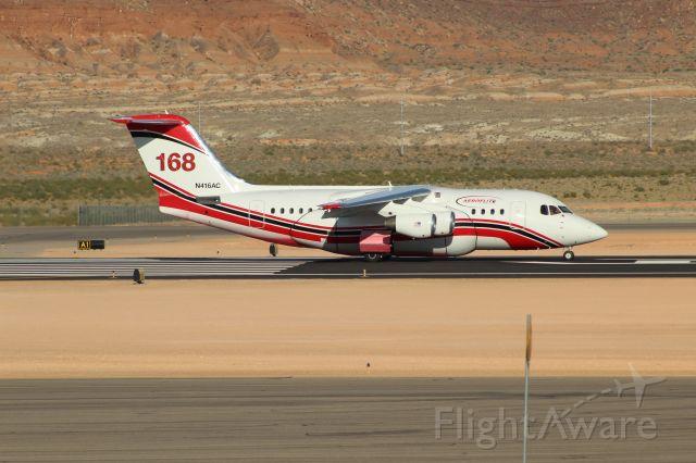 Avro Avroliner (RJ-85) (N416AC) - 06/21/2020