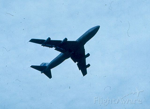 BOEING 747-100 — - Pan Am B-747 takeing off from KIAD - circa1968-70