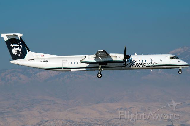 de Havilland Dash 8-400 (N418QX) - Full Quality photo: a rel=nofollow href=http://www.airliners.net/photo/Alaska-Airlines-Horizon/Bombardier-DHC-8-401-Q400/2545129/L/&sid=060d5b4b7fe40b1fc72aa06b9c140a48http://www.airliners.net/photo/Alaska-Airlines-Horizon/Bombardier-DHC-8-401-Q400/2545129/L/&sid=060d5b4b7fe40b1fc72aa06b9c140a48/a