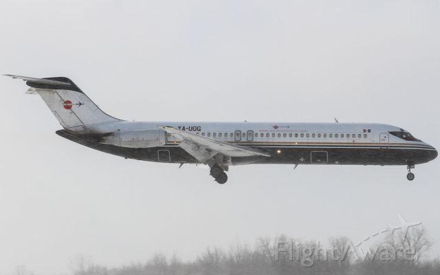 McDonnell Douglas DC-9-30 (XA-UOG)