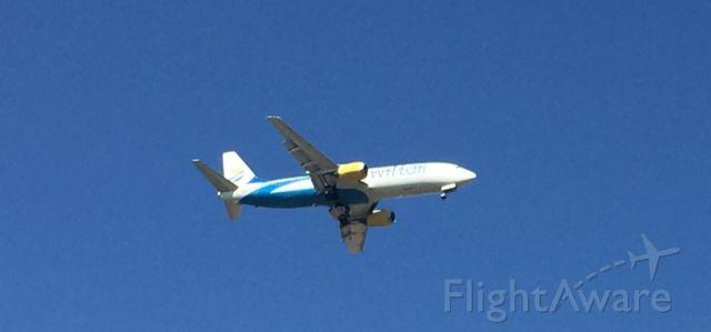 BOEING 737-400 (UNKNOWN)