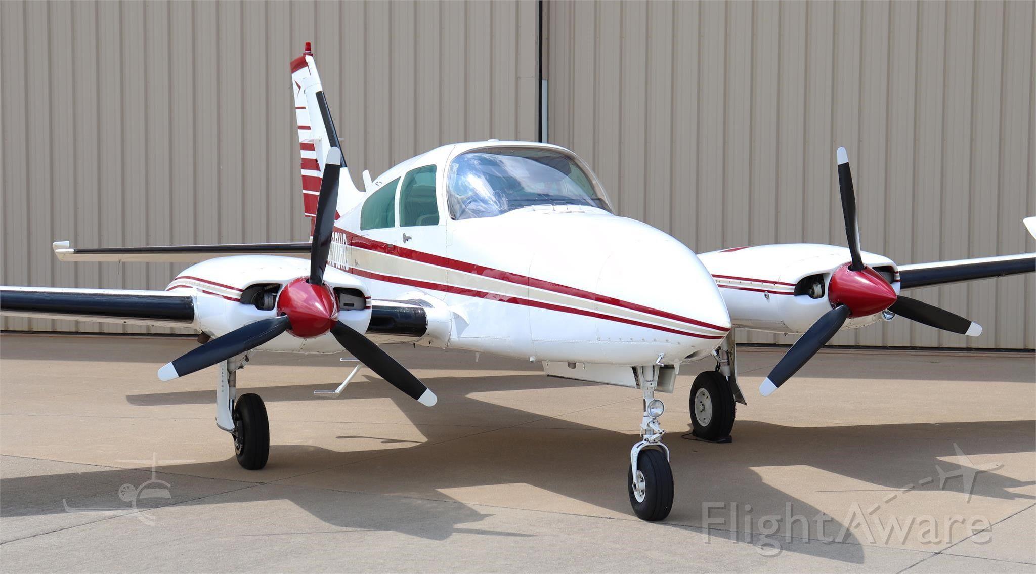 Cessna 310 (N310HC) - New Family Member